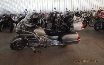 2002 Honda Gold Wing for sale 200336787