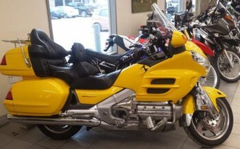 2002 Honda Gold Wing for sale 200397426