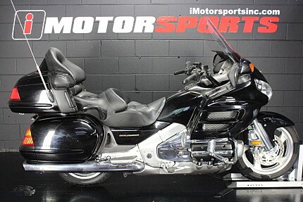 2002 Honda Gold Wing for sale 200428210