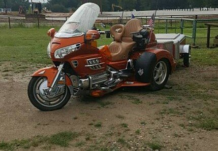 2002 Honda Gold Wing for sale 200464976