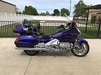 2002 Honda Gold Wing for sale 200474062