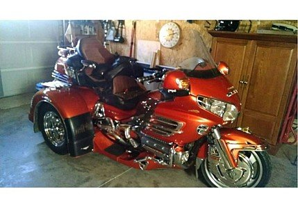 2002 Honda Gold Wing for sale 200509110