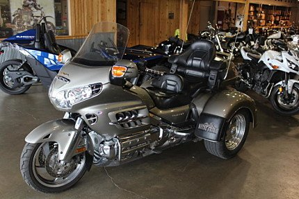 2002 Honda Gold Wing for sale 200624873