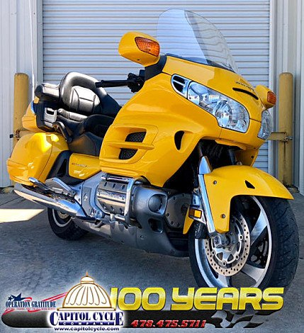 2002 Honda Gold Wing for sale 200628447