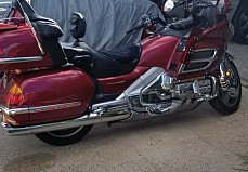 2002 Honda Gold Wing for sale 200649077