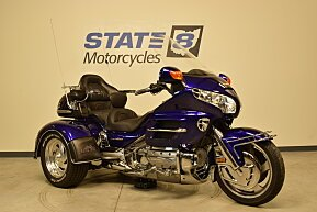 2002 Honda Gold Wing for sale 200652677