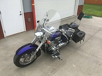 2002 Honda VTX1800 for sale 200593737