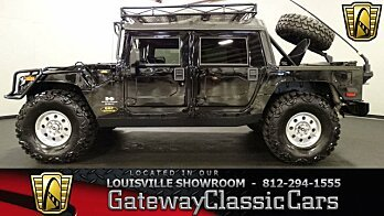 2002 Hummer H1 4-Door Open Top for sale 100949345