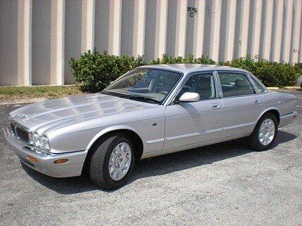 2002 Jaguar XJ8 for sale 100721840