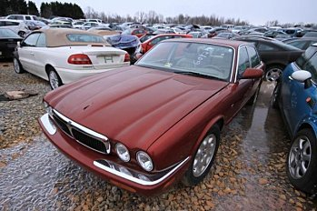 2002 Jaguar XJ8 for sale 100782422