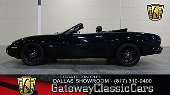 2002 Jaguar XK8 Convertible for sale 100921646