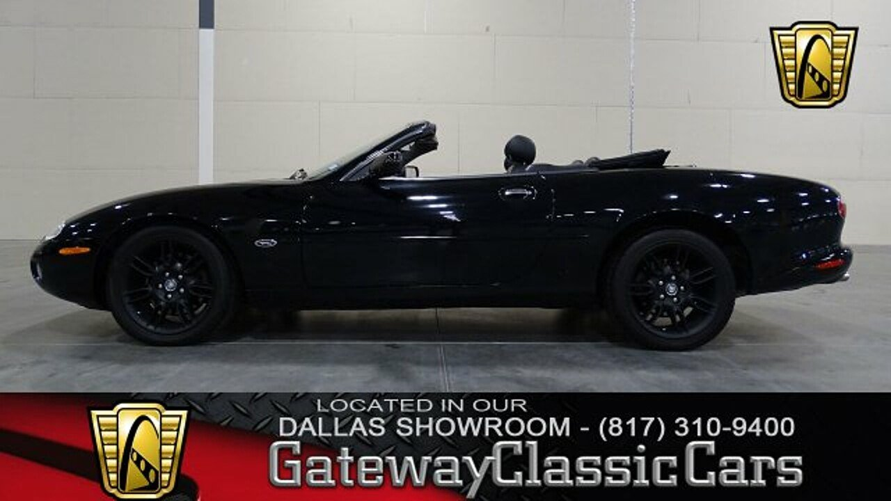 2002 Jaguar XK8 Convertible for sale 100949099