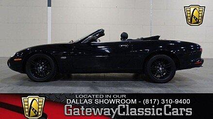 2002 Jaguar XK8 Convertible for sale 100893689