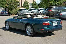 2002 Jaguar XK8 Convertible for sale 100905129
