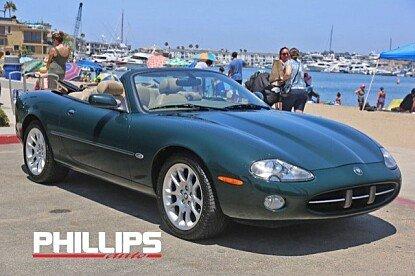 2002 Jaguar XK8 Convertible for sale 101011414