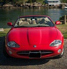 2002 Jaguar XK8 Convertible for sale 101042344