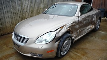 2002 Lexus SC 430 Convertible for sale 100291303