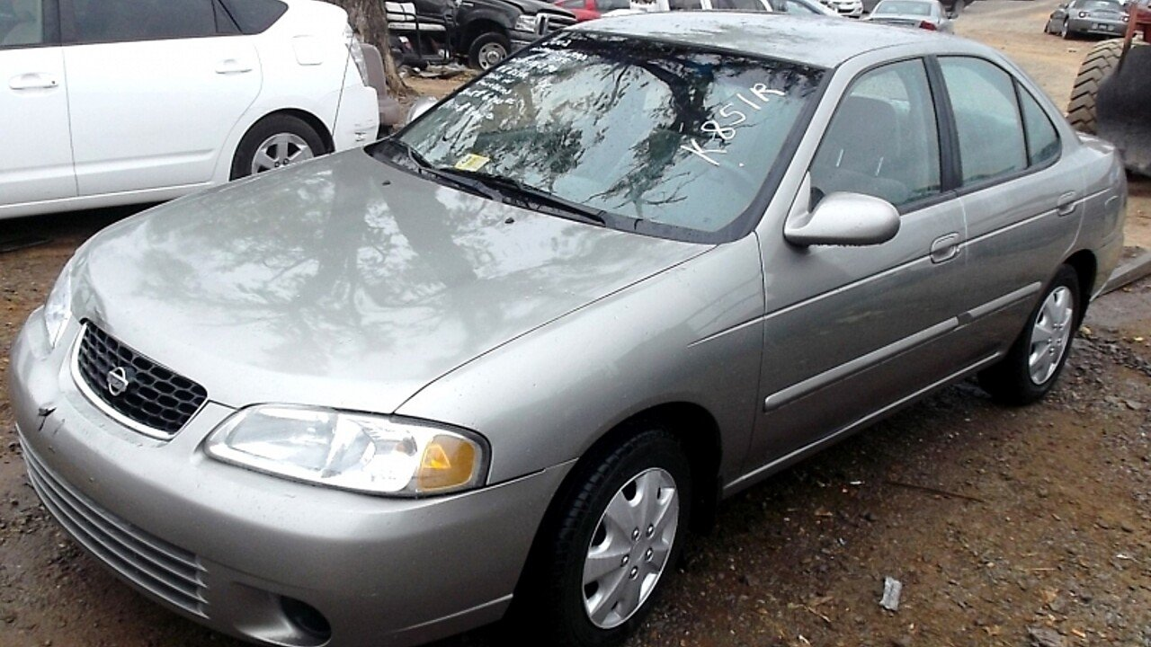 2002 Nissan Sentra for sale 100292869