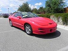 2002 Pontiac Firebird Coupe for sale 100789788