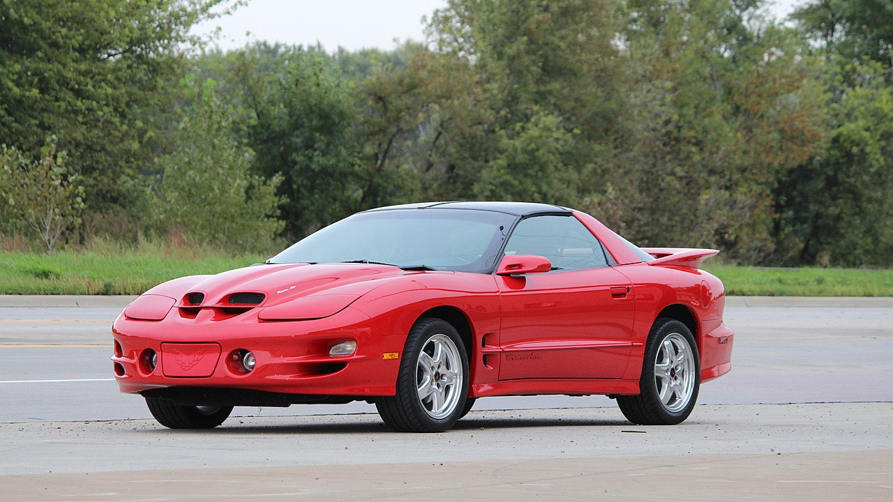 2002 Pontiac Firebird Trans Am for sale 100922585
