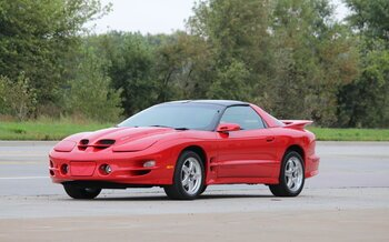 2002 Pontiac Firebird Trans Am Convertible for sale 100922585