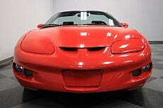 2002 Pontiac Firebird Convertible for sale 100945886