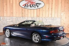 2002 Pontiac Firebird Trans Am Convertible for sale 100947193