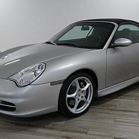 2002 Porsche 911 Cabriolet for sale 100895340