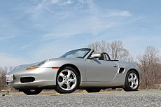 2002 Porsche Boxster for sale 100760576