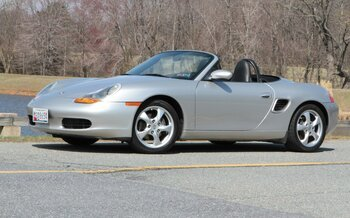 2002 Porsche Boxster for sale 100760576
