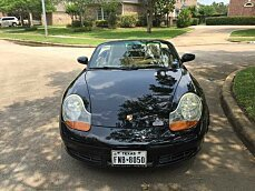 2002 Porsche Boxster S for sale 100762769