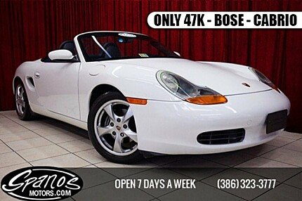 2002 Porsche Boxster for sale 100774100