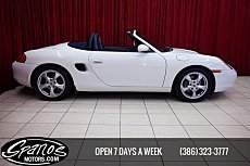 2002 Porsche Boxster for sale 100774117