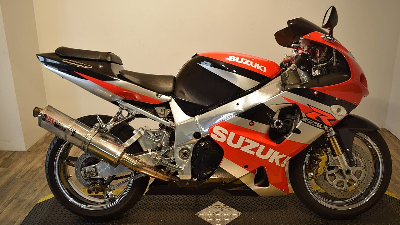 2002 Suzuki GSX-R1000 for sale 200495988