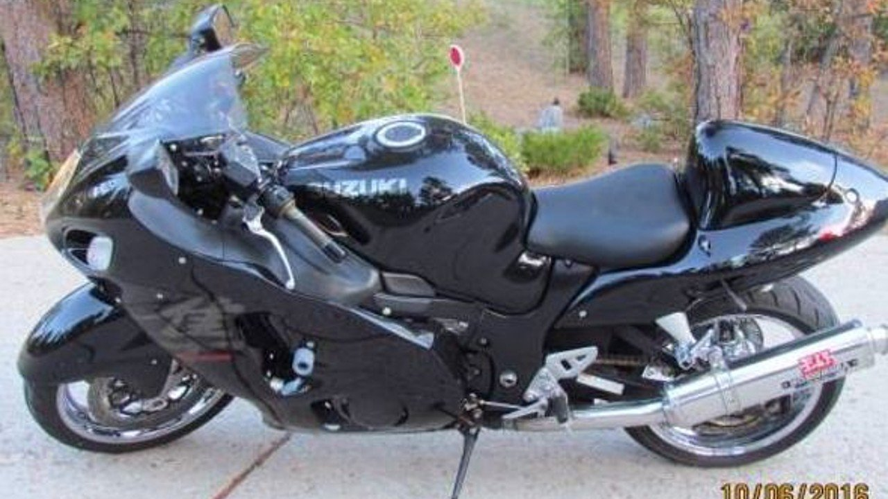 2002 Suzuki Hayabusa for sale 200404298