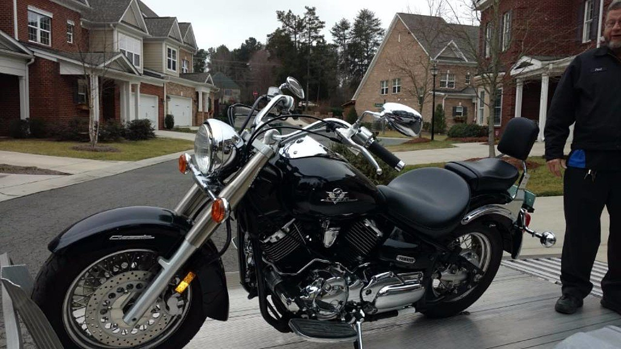 2002 Yamaha V Star 1100 Classic for sale 200423655