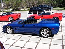 2002 chevrolet Corvette Convertible for sale 101043771