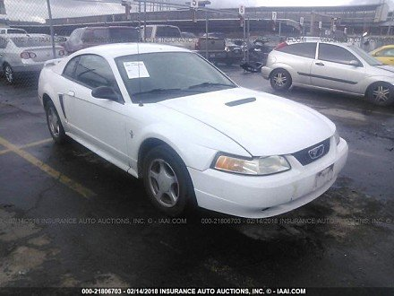 2002 ford Mustang Coupe for sale 101015966