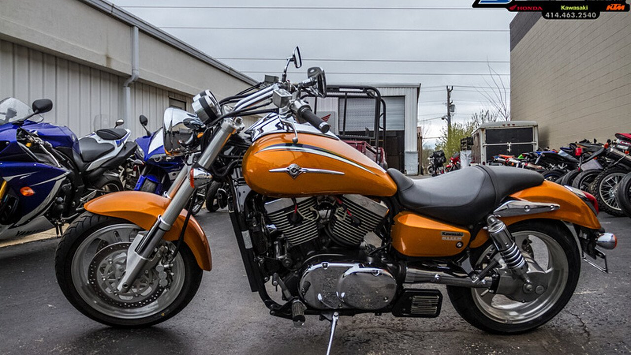 2002 kawasaki Vulcan 1500 for sale 200618756