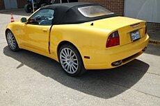 2002 maserati Spyder for sale 101039283