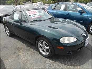 2002 mazda MX-5 Miata for sale 100886239