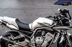 2002 yamaha FZ1 for sale 200618216