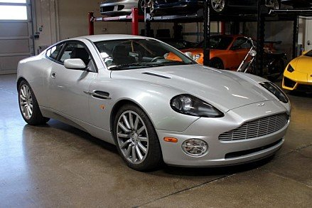 2003 Aston Martin Vanquish for sale 100907943