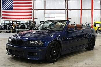 2003 BMW M3 Convertible for sale 100914488