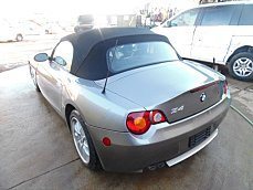 2003 BMW Z4 2.5i Roadster for sale 100291556