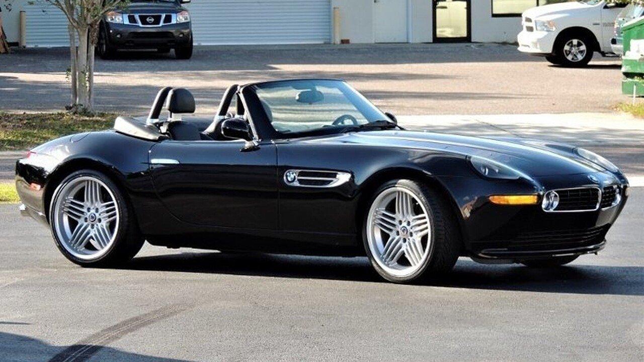 2003 BMW Z8 for sale near Amelia Island, Florida 32034 - Classics on ...