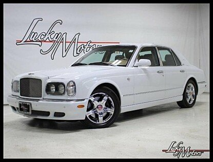 2003 Bentley Arnage Classics For Sale Classics On Autotrader