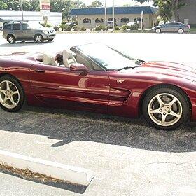 2003 Chevrolet Corvette for sale 100787281