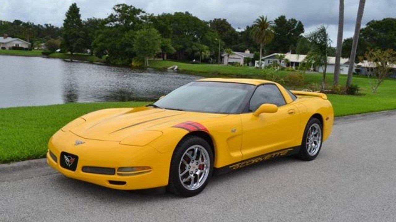 2003 Chevrolet Corvette Coupe for sale 100991288