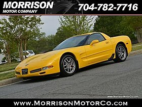2003 Chevrolet Corvette Z06 Coupe for sale 100756361